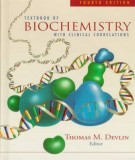 Ebook Textbook of biochemistry with clinical correlations (4th edition): Part 1