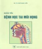 Kiến thức về giản yếu bệnh học tai mũi họng: Phần 2