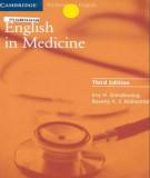 Ebook English in medicine (3rd edition): Part 1