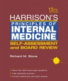 Ebook Harrison principles of internal medicine self-Accessment and board review (15th edition): Part 1