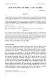 Một số nguyên tắc điều tra xã hội học - Trần Thanh Ái