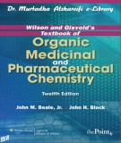 Textbook of organic medicinal and pharmaceutical chemistry (12 edition): Part 1