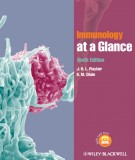 Ebook Immunology at a glance (10th edition): Part 1