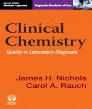 Ebook Clinical chemistry - Quality in laboratory diagnosis: Part 1