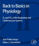 Ebook Back to basics in physiology - O2 and CO2 in the respiratory and cardiovascular systems: Part 1