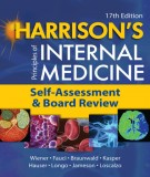 Ebook Principles of internal medicine - Self assessment board review (17th edition): Part 2