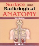 Ebook Surface and radiological anatomy (3rd edition): Part 1
