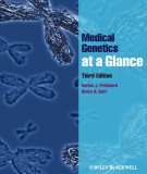 Ebook Medical genetics at a glance (3rd edition): Part 1