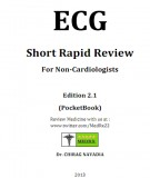 Ebook ECG short rapid review for non-Cardiologists (edition 2.1): Part 1