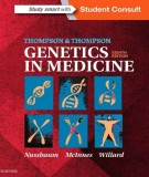 Thompson & Thompson genetics in medicine (8th edition): Part 2