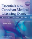 Ebook Essentials for the canadian medical licensing exam - Review and prep for MCCQE part I: Phần 1