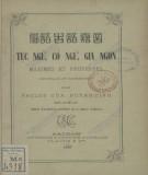 Ebook Tục ngữ, cổ ngữ, gia ngôn: Phần 1