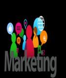 Bài giảng Marketing manager - Chương 4: Phân tích thị trường người tiêu dùng và hành vi của người mua