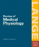Ebook Review of medical physiology (27th edition): Part 1
