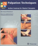 Ebook Palpation techniques surface anatomy for physical therapists: Part 1