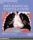 Ebook Core topics in mechanical ventilation: Part 2