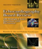 Ebook Echocardiography board review - 500 multiple choice questions with discussion (2nd edition): Part 1