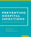Ebook Preventing hospital infections - Real-world problems, realistic solutions: Part 1