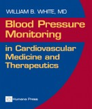 Ebook Blood pressure monitoring in cardiovascular medicine and therapeutics: Part 1