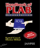handbook of plab (2nd edition): part 1