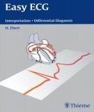 Ebook Easy ECG: Interpretation - Differential diagnosis: Part 2