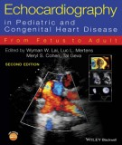 Ebook Echocardiography in pediatric and congenital heart disease from fetus to adult (2nd edition): Part 2