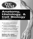 Ebook Anatomy, histology and cell biology (4th edition): Part 1