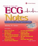 Ebook ECG Notes - Intrerpretation & management guide: Part 1