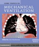 Ebook Core topics in mechanical ventilation: Part 1
