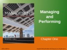 Lecture Management: Leading and collaborating in a competitive world (10/e) – Chapter 1
