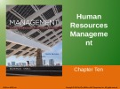 Lecture Management: Leading and collaborating in a competitive world (10/e) – Chapter 10