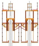 Các hệ ván khuôn mới của hãng DOKA sử dụng cho thi công bê tông các công trình nổi tiếng ở Mỹ