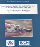 Ebook Hội thảo Quốc gia lần thứ nhất của Việt Nam về bảo tồn các loài rùa biển 2001: Phần 2