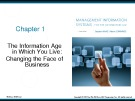 Lecture Management information systems for the information age (9/e): Chapter 1 - Stephen Haag, Maeve Cummings