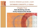 Lecture Database concepts (3rd Edition): Chapter 4 - David M. Kroenke, David J. Auer