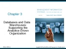 Lecture Management information systems for the information age (9/e): Chapter 3 - Stephen Haag, Maeve Cummings