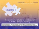 Lecture Enterprise information systems: A pattern-based approach (3/e): Chapter 2 - Cheryl Dunn, J. Owen Cherrington, Anita Hollander