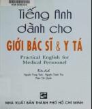 Ebook Tiếng Anh dành cho giới bác sĩ và y tá: Phần 1