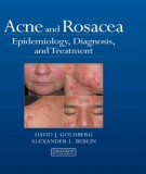 Ebook Acne and rosacea: Epidemiology, diagnosis and treatment - Part 1