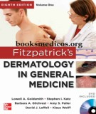 Ebook Fitzpatrick's dermatology in general medicine (8th edition): Part 1