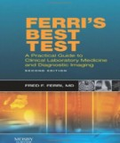 Ebook Ferris best test - A practical guide to laboratory medicine and diagnostic imaging (2nd edition): Part 2