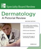 Ebook MCGraw-Hill specialty board review dermatology - A pictorial review (2nd edition): Part 1