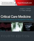 Critical care medicine - Principles of diagnosis and management in the adult (4th edition): Part 1