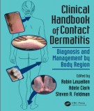 Ebook Clinical handbook of contact dermatitis - Diagnosis and management by body region (1st edition): Part 1