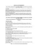 Quy chuẩn kỹ thuật Quốc gia QCVN 01-120:2013/BNNPTNT