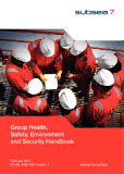 Group health, safety, environment and security handbook
