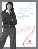 ManpowerGroup Environment, Health and Safety Management System