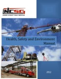 Health, safety and environment manual