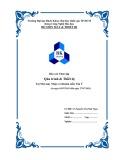 Báo cáo thực tập: Quá trình & thiết bị tại Nhà máy Nhựa và Khuôn mẫu Tân Ý