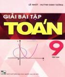 giải bài tập toán 9 (tập 2): phần 2